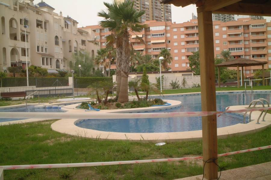 Sale - Apartment/Flat - Finestrat - La Cala